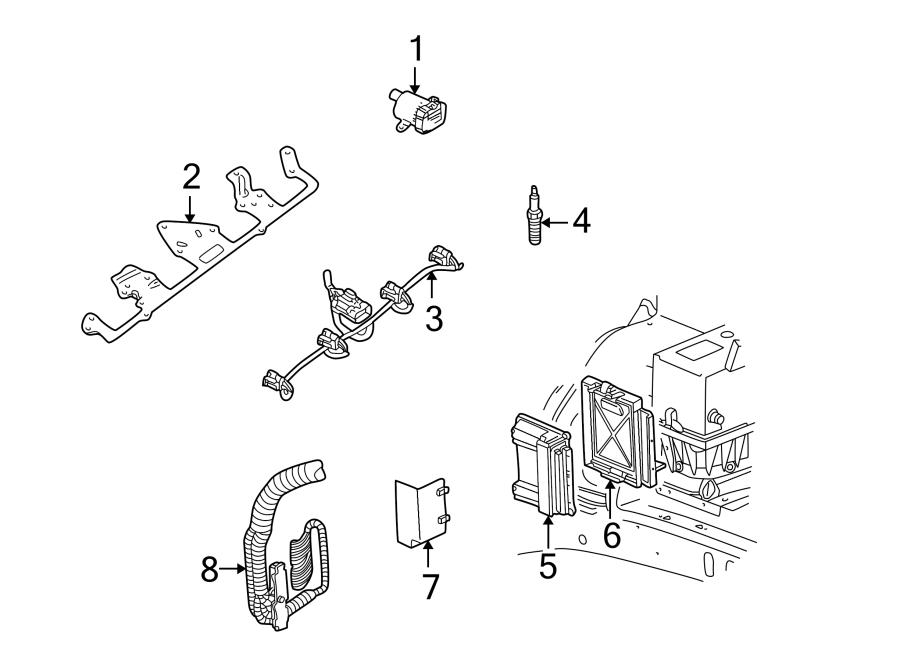DIAGRAM Buick Rainier Engine Wiring Harness 5 3 Liter 6 ...
