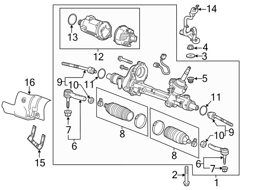 chevrolet impala harness  3 6 liter  steering
