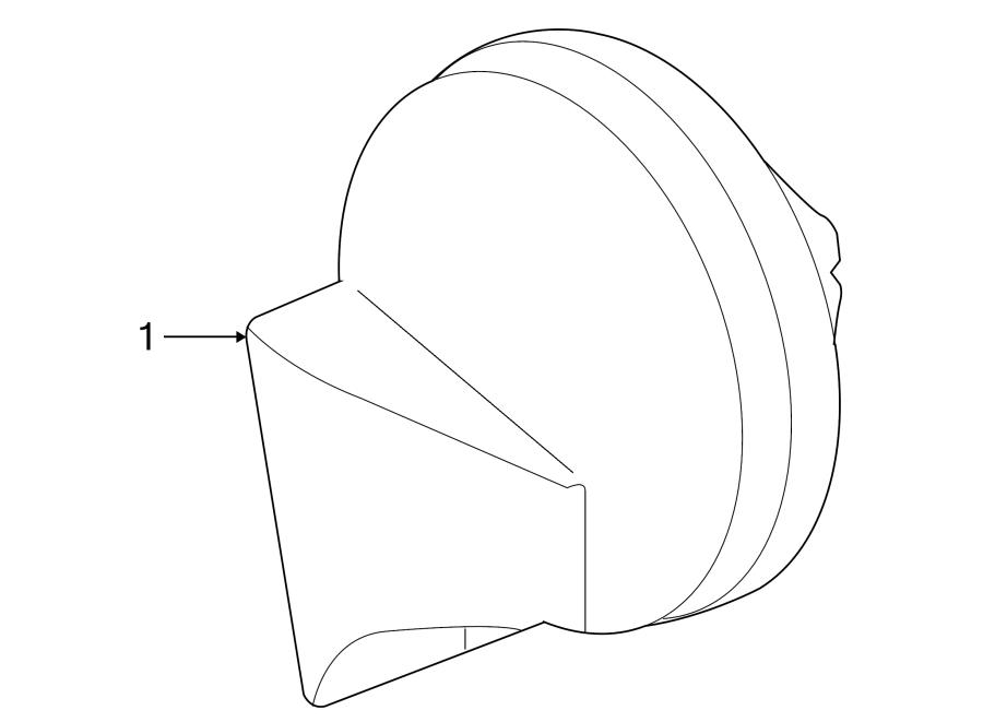 Gmc K2500 Suburban Horn  Note  Low
